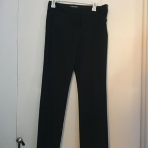 Express Editor Dress Pants - Barely Boot Size 4S